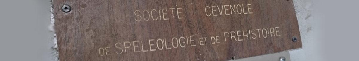 [SCSP-Alès] Société Cévenole de Spéléologie et de Préhistoire.